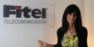 Cristina Ciucchi Fitel Telecomunicazioni