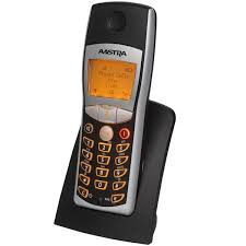 TELEFONO CORDLESS AASTRA 142D