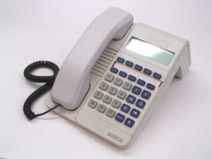 TELEFONO BOSCH INTEGRAL 3E TE954