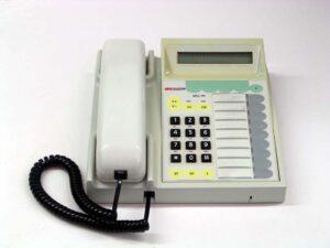 TELEFONO ITALTEL ANDROMEDA DISPLAY