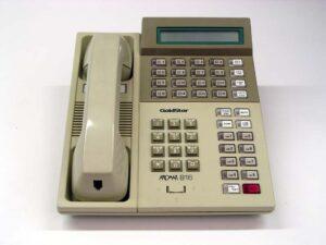TELEFONO KROMAX 816 CON DISPLAY