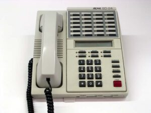 TELEFONO KROMAX SD24 820 CON DISPLAY