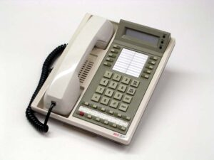 TELEFONO TIE EXECUTIVE DISPLAY N C 60351