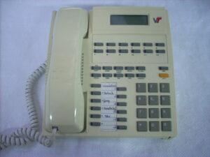 TELEFONO VT TELEMATICA 824 CON DISPLAY