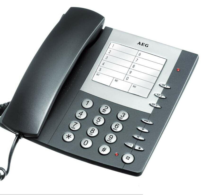 TELEFONO AEG MILANO 20