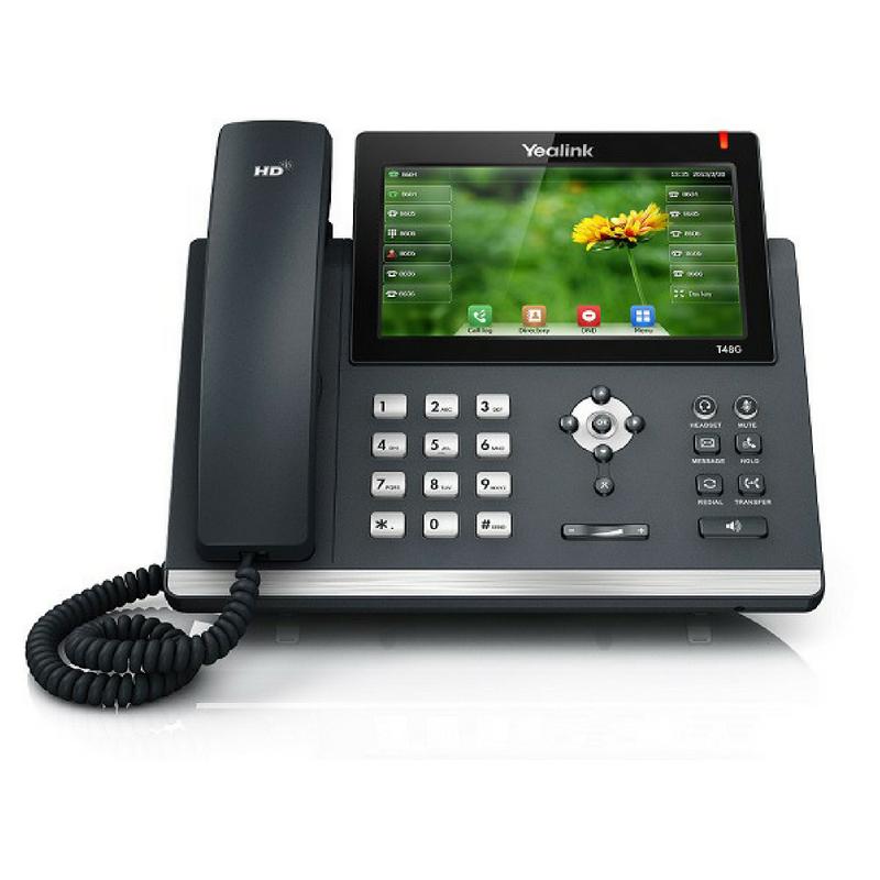 TELEFONO FISSO YEALINK T48S