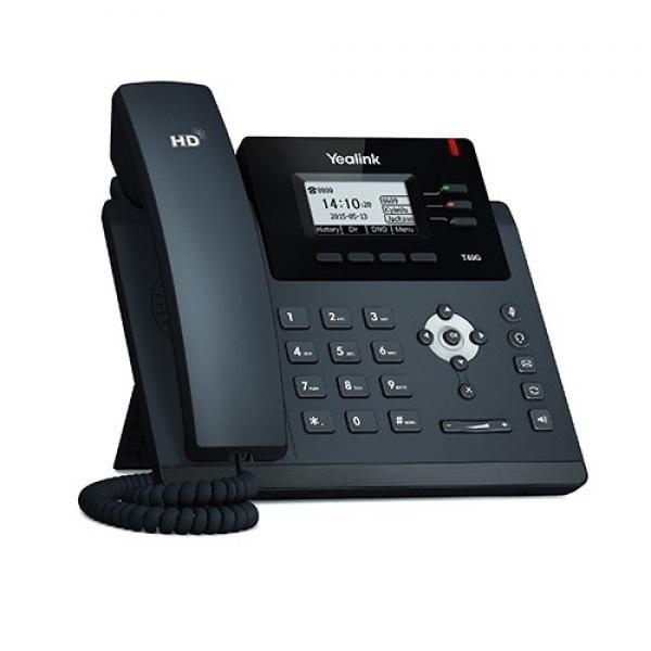 TELEFONO FISSO YEALINK SIP-T40G